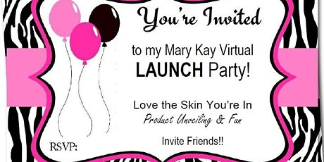 Skin Care Launch Party tickets