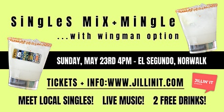 Singles Mixer with Wingman Option tickets