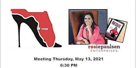 Pinellas Federated Republican Women - Guest Speaker - Rosie Paulsen tickets