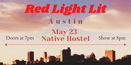 Red Light Lit Austin tickets