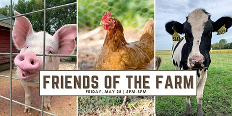 Friends of the Farm tickets