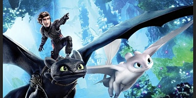 Family-Movie Night | How to train your Dragon!