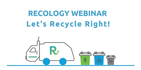 Recycle Right Webinar tickets