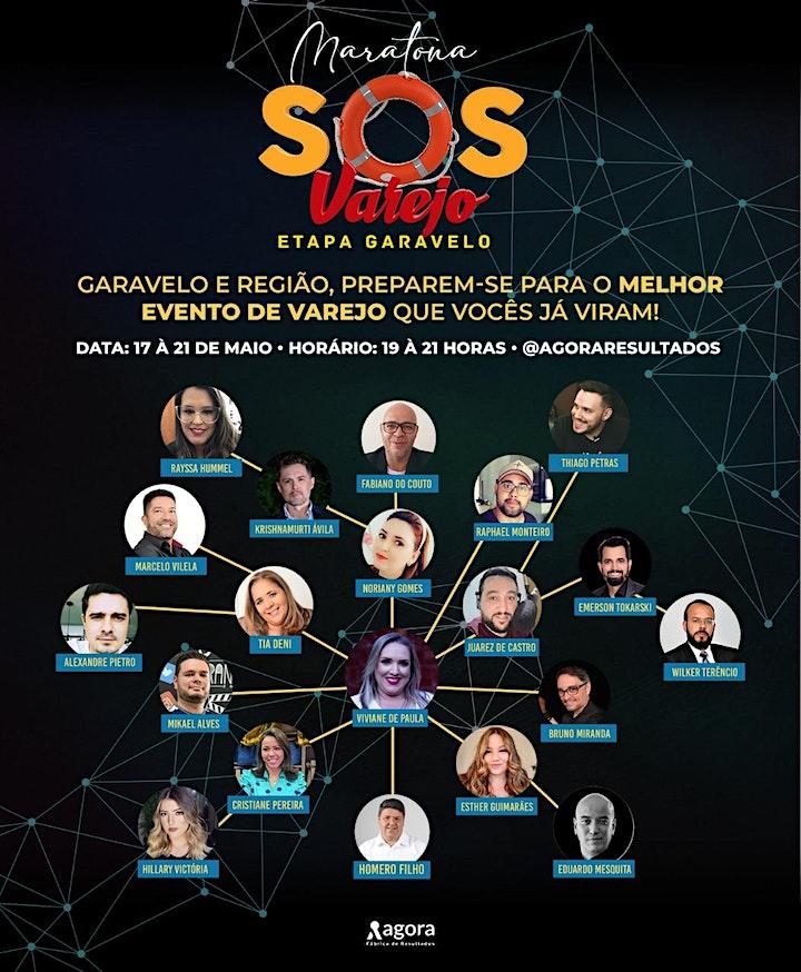 Imagem do evento SOS Varejo - Edição Garavello