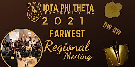 Iota Phi Theta Far Western Spring Regional Meeting tickets