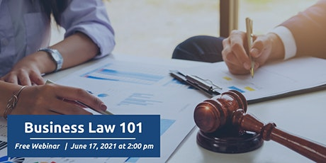 Business Law 101 tickets