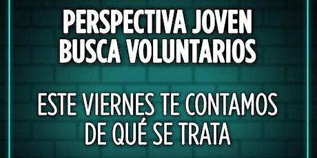 CLUB DE LIBERTAD - VOLUNTARIOS - PERSPECTIVA JOVEN entradas