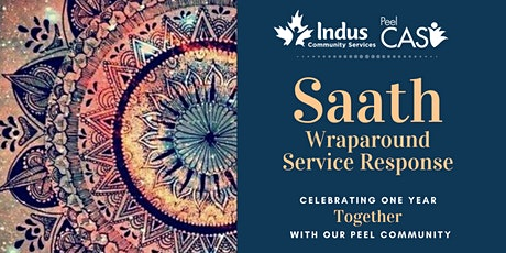 Saath Wraparound Service Anniversary tickets