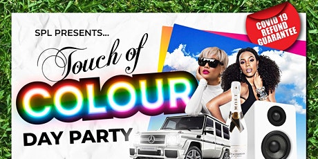 TOUCH OF COLOUR tickets