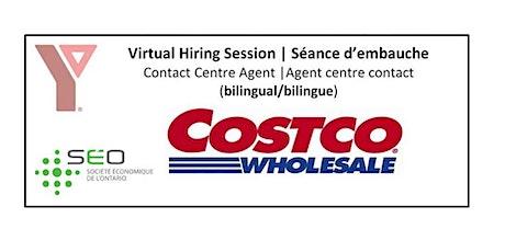 Costco Hiring Session (Bilingual) / Seance d'embauche de Costco (bilingue) billets