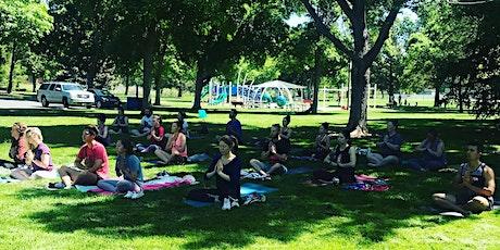 Park Yoga at Spring Park! tickets