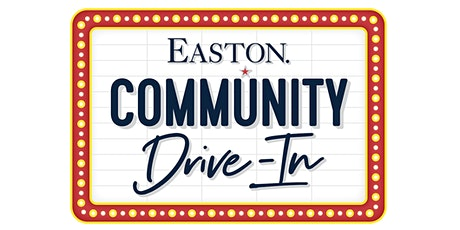 """Easton Community Drive-In: """"The LEGO  Movie"""" tickets"""