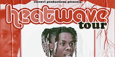 Unghetto Mathieu LIVE in Miami (Heatwave Tour) tickets