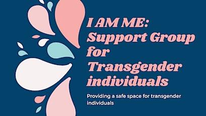 I AM ME: support group for transgender individuals boletos