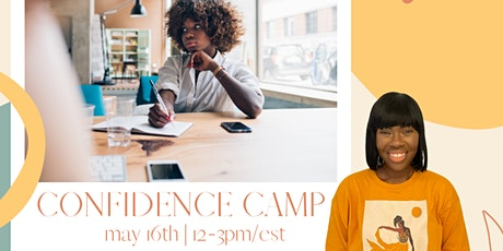 Spring Confidence Camp tickets