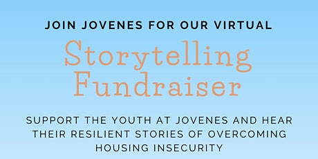 Storytelling Fundraiser for Youth Experiencing Homelessness tickets
