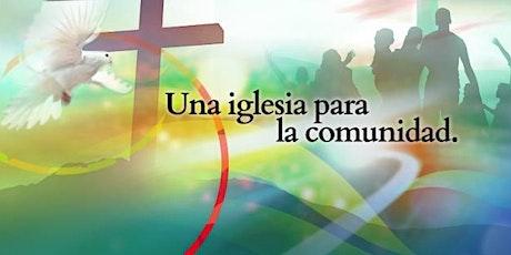 Culto de Adoración & Predicación - Domingo, 23 de mayo de 2021 (11:00am) entradas