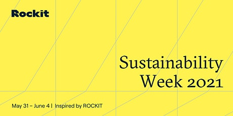 Sustainability Week 2021 tickets
