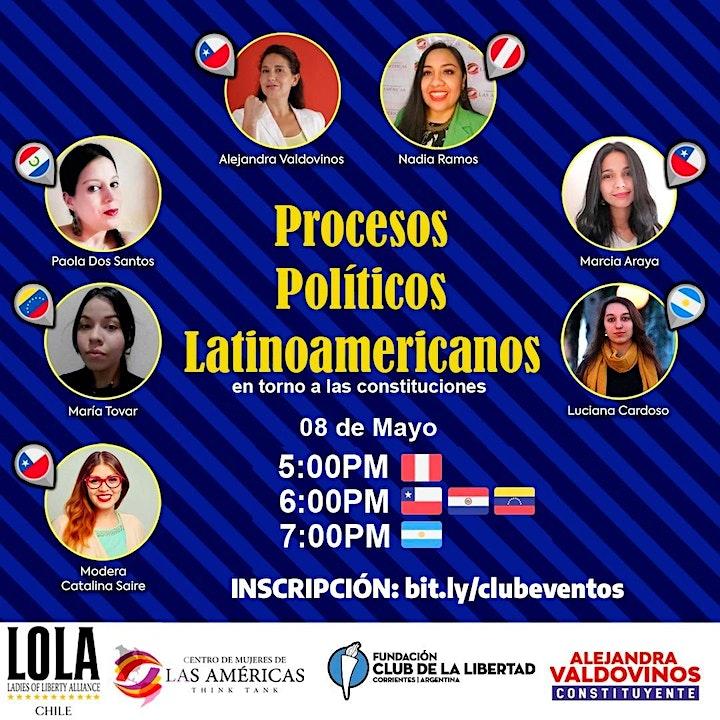 Imagen de CLUB DE LA LIBERTAD - PROCESOS POLÍTICOS LATINOAMERICANOS
