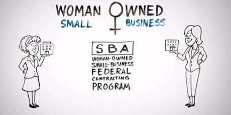 SBA's Woman Owned Small Business Certification Program tickets