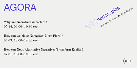 Why are Narratives important? AGORA tickets