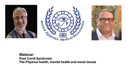 Post Covid Syndrome: The Physical health, mental health and moral issues tickets