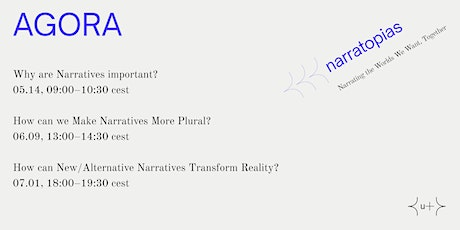 How can we Make Narratives More Plural? AGORA tickets