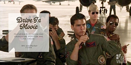 Drive in Movie:  Top Gun (Late Show) tickets
