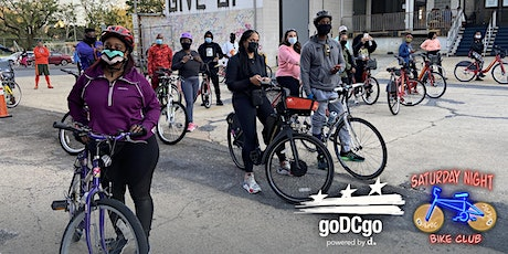 Sights & Sounds of DC: Group Bike Ride tickets