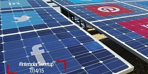 Intersolar NA 2015 Lunchtime Tweetup