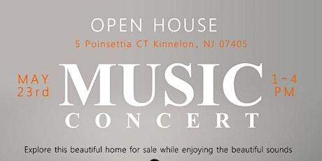 OPEN HOUSE MUSIC CONCERT tickets