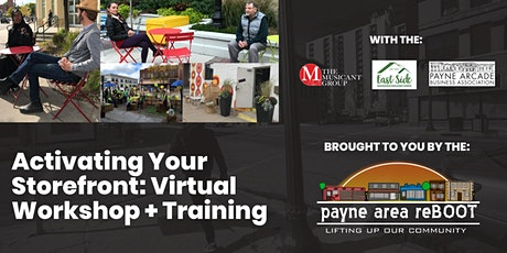 Activating Your Storefront: Virtual Workshop with The Musicant Group tickets