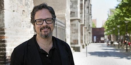 Virtual Artist Talk with Rafael Lozano-Hemmer entradas