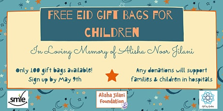 FREE Eid Gift Bags for Kids - London ON tickets