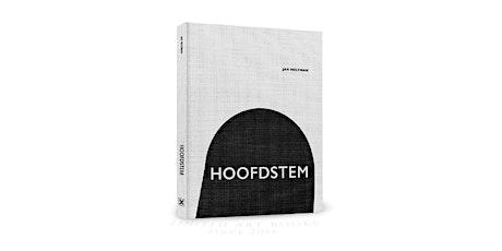 Jan Holtman's  presentatie dichtbundel 'Hoofdstem'  en expositie tickets