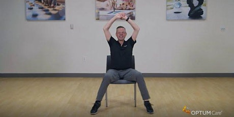 Chair dance exercise – AppleCare Virtual Event tickets