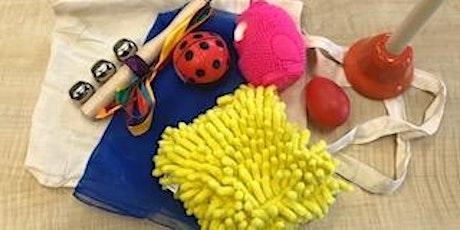 Toddler Sensory Activity Program tickets