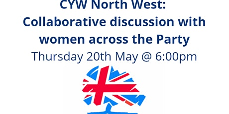 CYW North West: Collaborative discussion with women across the Party tickets