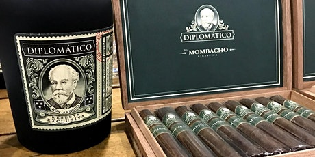 DIPLOMÁTICO RUM & MOMBACHO CIGARS EVENT tickets
