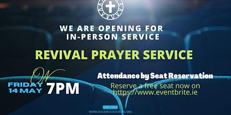 Friday: REVIVAL PRAYER SERVICE tickets