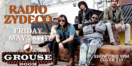 RADIO ZYDECO tickets