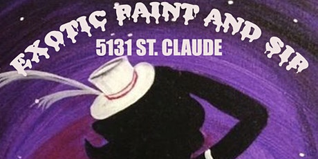 Exotic Paint & Sip tickets