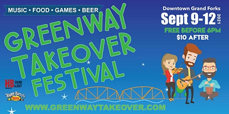 Greenway Takeover Festival 2021 tickets