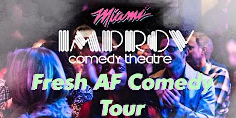 MIAMI IMPROV 6/17 | Stand Up Comedy Show tickets