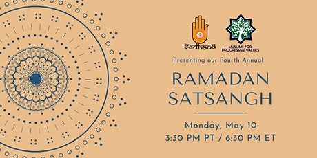 Hindu-Muslim Ramadan Satsangh tickets