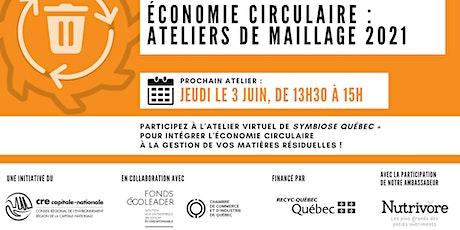 Atelier de maillage // Symbiose Québec + billets