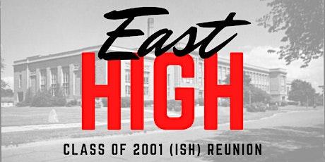 GB East Class of 2001(ish) High School Reunion tickets