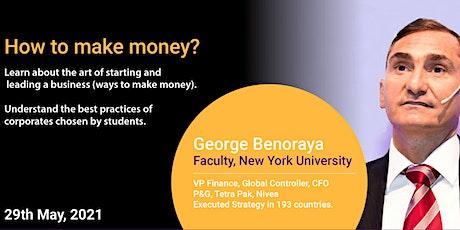 Cómo ganar dinero. El arte de empezar y liderar un negocio con exito entradas