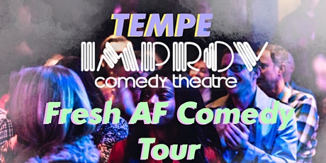 TEMPE IMPROV 6/10 | Stand Up Comedy Show tickets