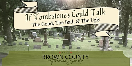 If Tombstones Could Talk: Woodlawn Cemetery tickets